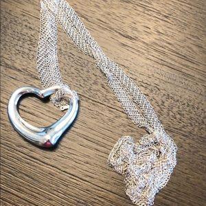 Tiffany & Co. Jewelry - AUTHENTIC TIFFANY & CO. HEART NECKLACE